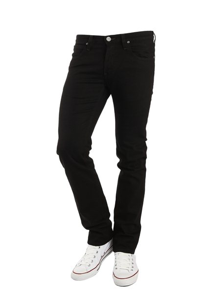 LEE Daren Clean Black Jeans
