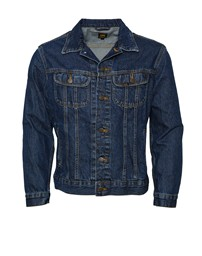 LEE Lee Rider Jacket Dark Stonewash
