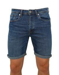 SELECTED SLHAlex 305 M. Blue ST Denim Shorts STS