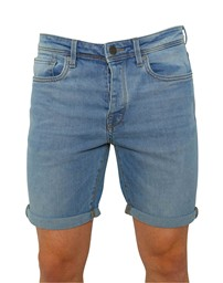 SELECTED SLHAlex 312 Lt. Blue ST Denim Shorts STS