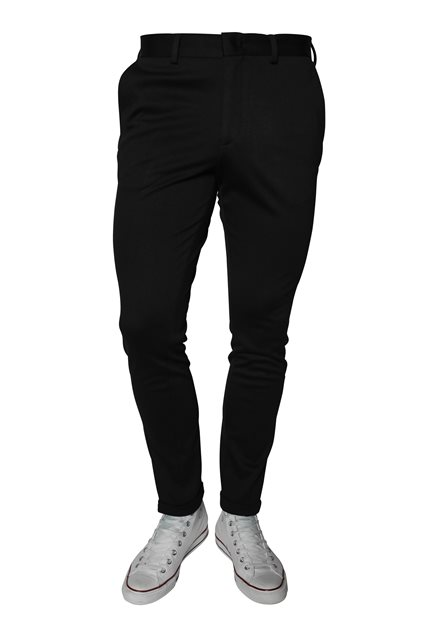 SELECTED SLHSkinny-Jersey Pants B Noos