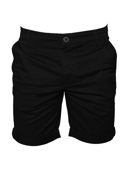 SELECTED SLHStraight-Paris Shorts W Noos Black