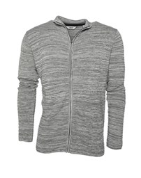 SOLID Struan Zip Knit