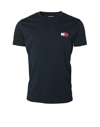 HILFIGER DENIM TJM Tommy Badge Tee