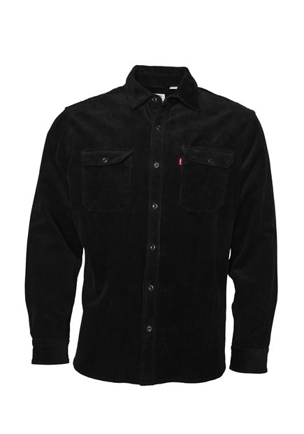 LEVI'S® Jackson Worker Shirt Jet Black