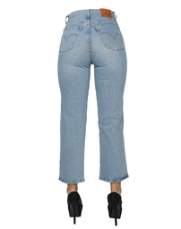 LEVI'S® Ribcage Straight Ankle Tango Gossip Jeans