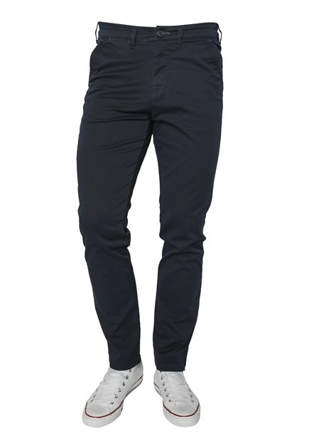 SELECTED SLHSlim-Miles Flex Chino Pants Dark Sapphire