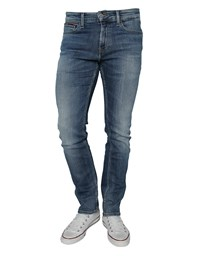 HILFIGER DENIM Scanton Slim Queens Mid Blue Jeans